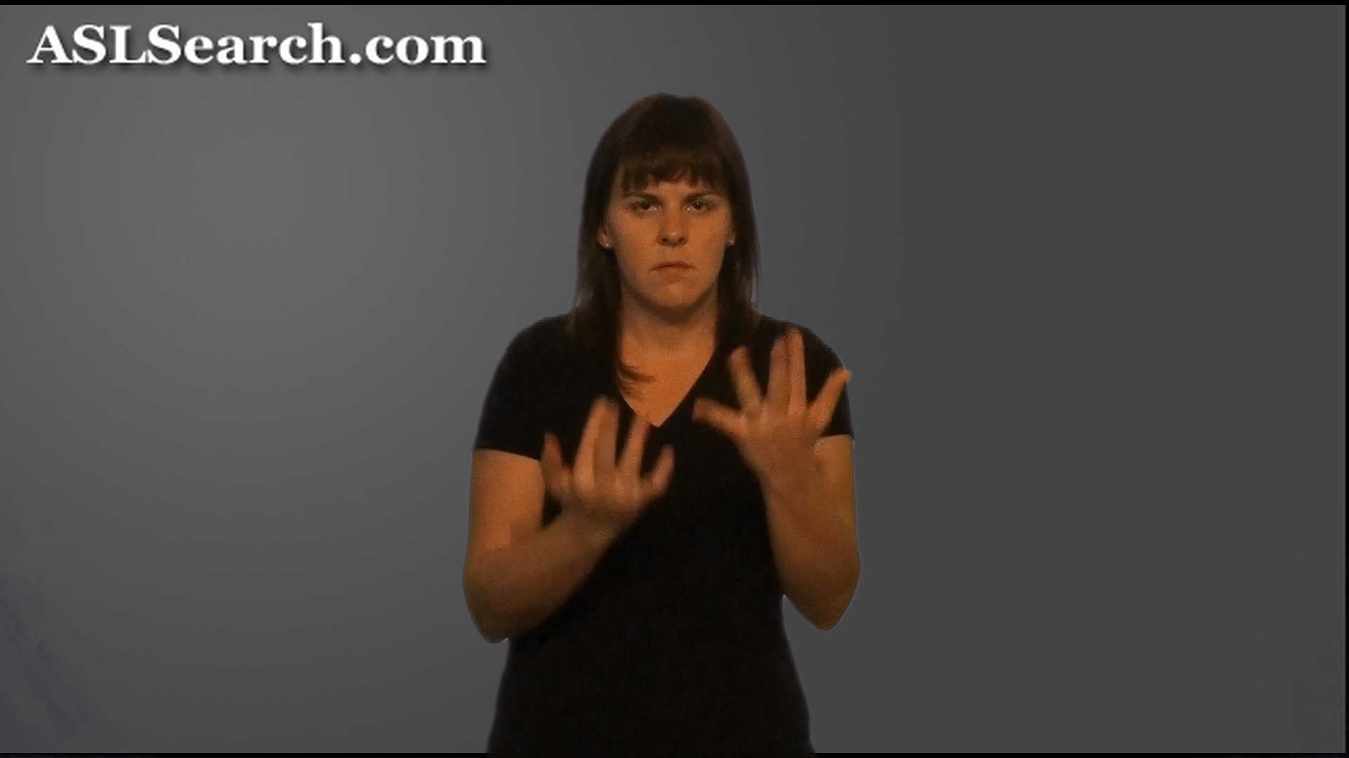 ASL for fire truck