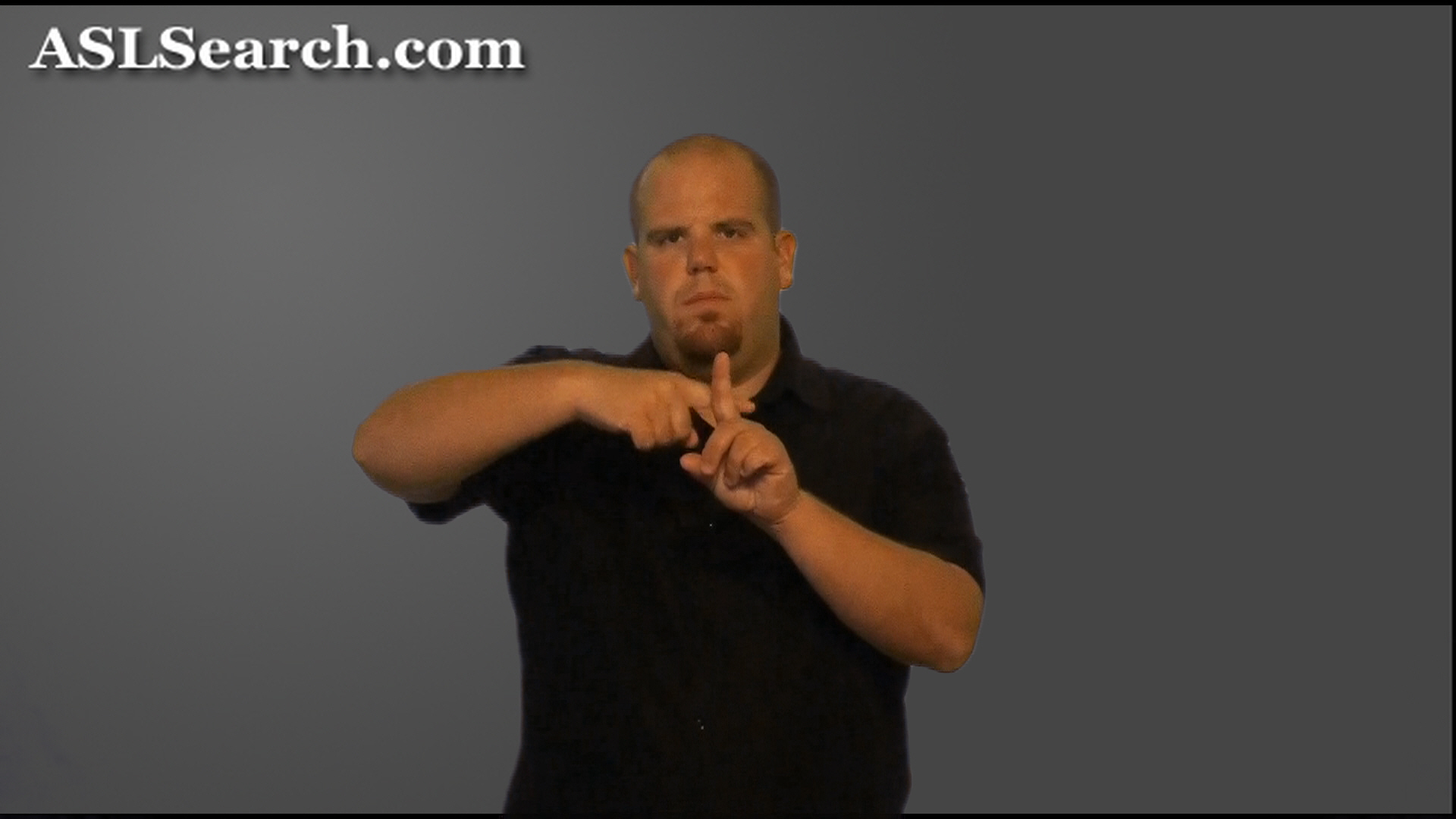 ASL for thermometer